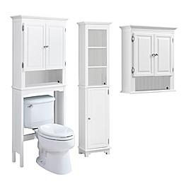 Wakefield No Tools Bath Furniture