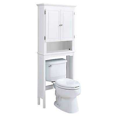 Wakefield No Tools Over the Toilet Space Saver