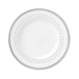 kate spade new york Charlotte Street™ East Accent Plate in Grey