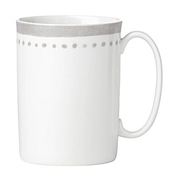 kate spade new york Charlotte Street™ East Mug in Grey
