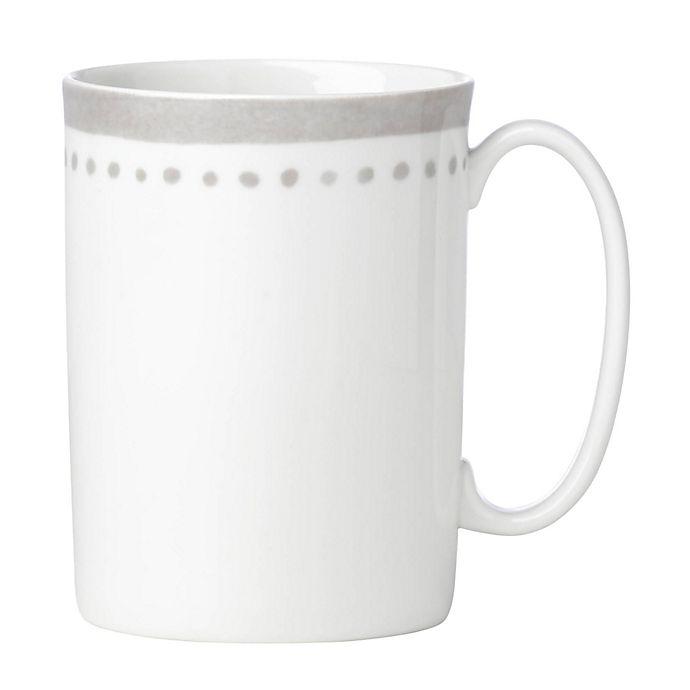 Alternate image 1 for kate spade new york Charlotte Street™ East Mug in Grey