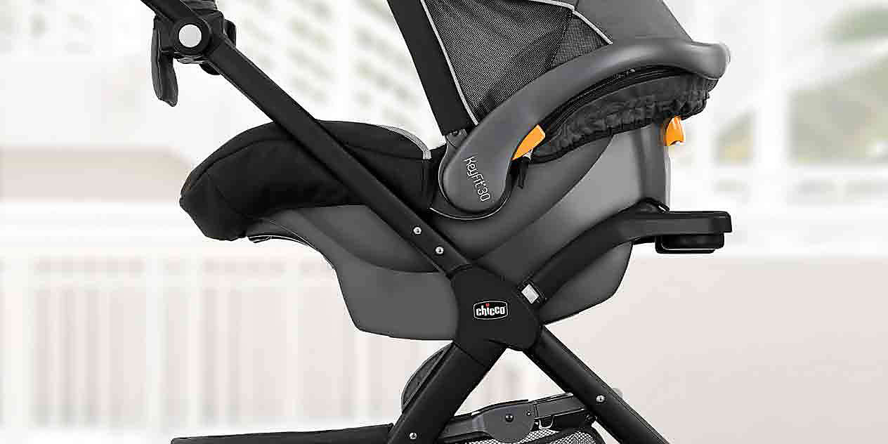 Chicco Bravo Trio Travel System In Meridian Buybuy Baby