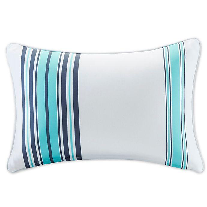 Alternate image 1 for Madison Sandbar 14-Inch x 20-Inch Oblong Outdoor Throw Pillow