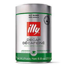 illy® 8.8 oz. Medium Decaf Ground Coffee
