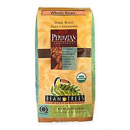 Beantrees 2-Pack Peruvian Chanchamayo Whole Bean Organic Coffee