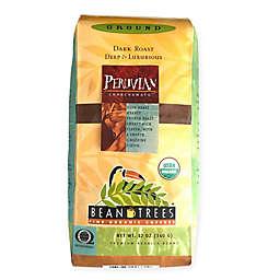 Beantrees 2-Pack Peruvian Chanchamayo Ground Organic Coffee