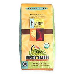 Beantrees 2-Pack Hazelnut Whole Bean Organic Coffee