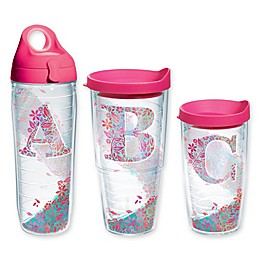 Tervis® Botanical Initial Wrap Drinkware with Lid