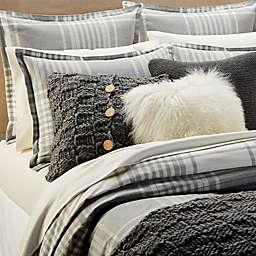 UGG® Flannel Heather Plaid Duvet Cover
