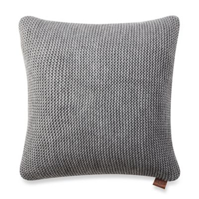 Ugg 174 Pebble Knit Square Throw Pillow Bed Bath And Beyond
