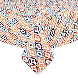 Mesa Diamond Indoor/Outdoor Tablecloth
