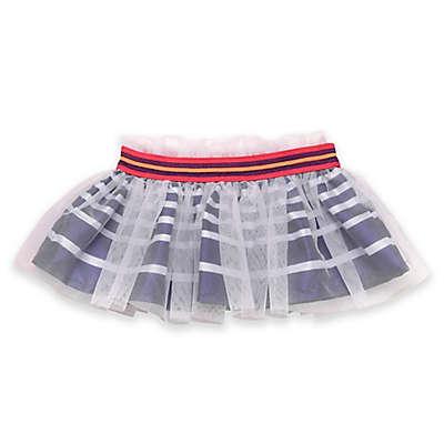 Baby Starters® Striped Tutu Skirt in Blue/White