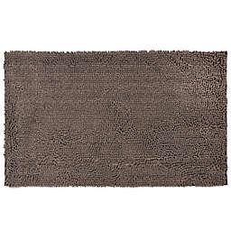 Super Sponge® 21-Inch x 34-Inch Entryway Mat in Brown