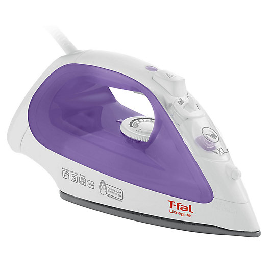 Alternate image 1 for T-Fal® Ultraglide Iron in Purple
