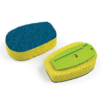 Full Circle Suds Up Soap Dispensing Dish Sponge Refills (Set of 2)