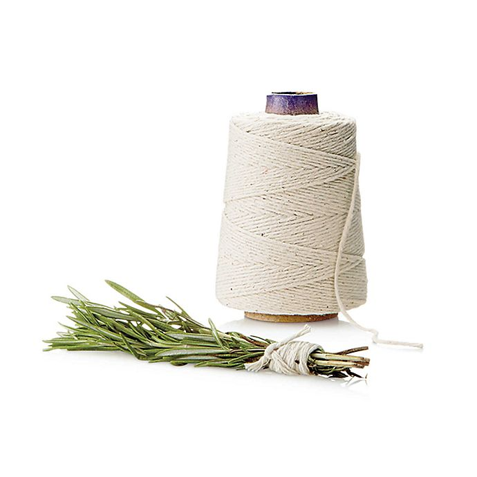Alternate image 1 for Cotton Cooking Twine 500-Foot Cone