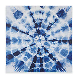 Urban Habitat® Going Batik Wall Art in Blue
