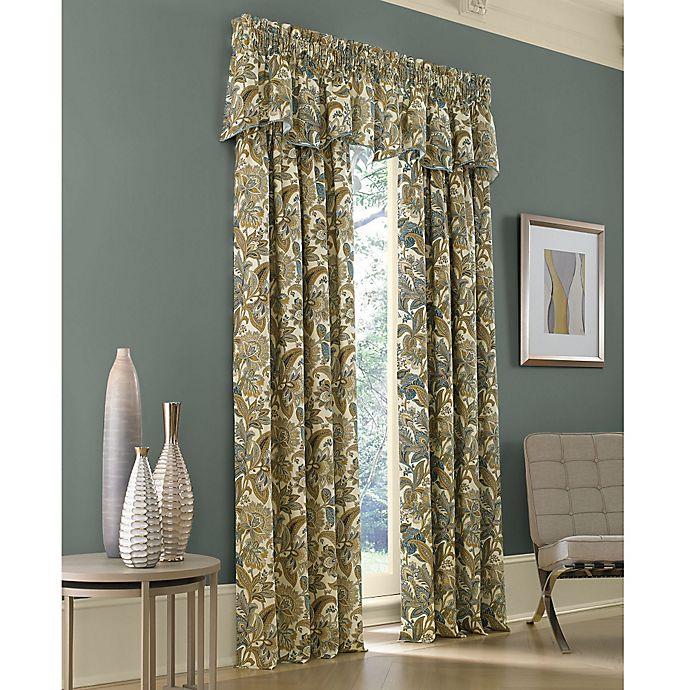 Alternate image 1 for J. Queen New York™ Valdosta Window Curtain Panel
