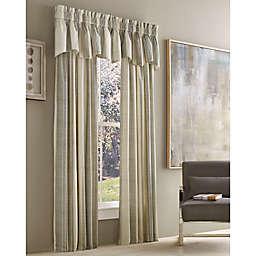 J. Queen New York™ Valdosta Stripe Rod Pocket Window Curtain Panel