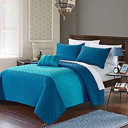 Chic Home Jaxton 4-Piece Quilt Set