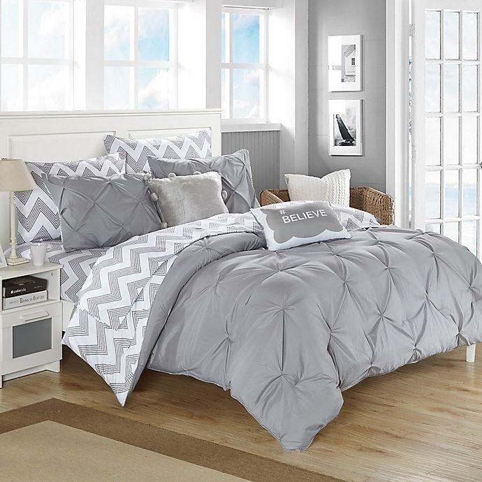 Chic Home Parkerville Comforter Set Bed Bath Beyond
