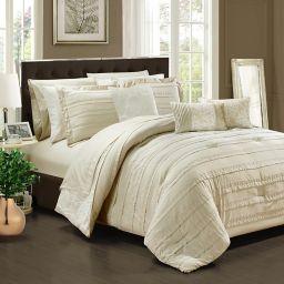 Chic Home Isobelle 10-Piece Comforter Set