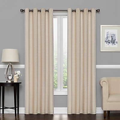 Vue Signature Amina Grommeted Window Curtain Panel