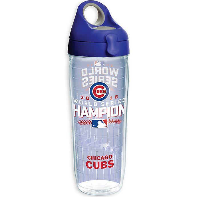 b621ad1a38c Tervis® MLB World Series Champion Chicago Cubs 24 oz. Wrap Water Bottle  with Lid