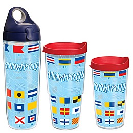 Tervis® Nautical Flag Annapolis Wrap Drinkware with Lid