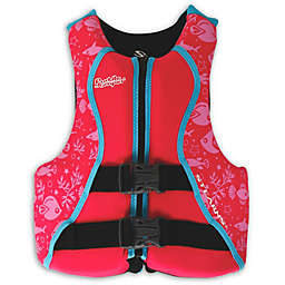 Stearns® Puddle Jumper® Youth Hydroprene™ Life Jacket in Pink Pink