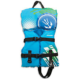 AquaLeisure® Oceans 7 Infant Personal Flotation Device in Aqua