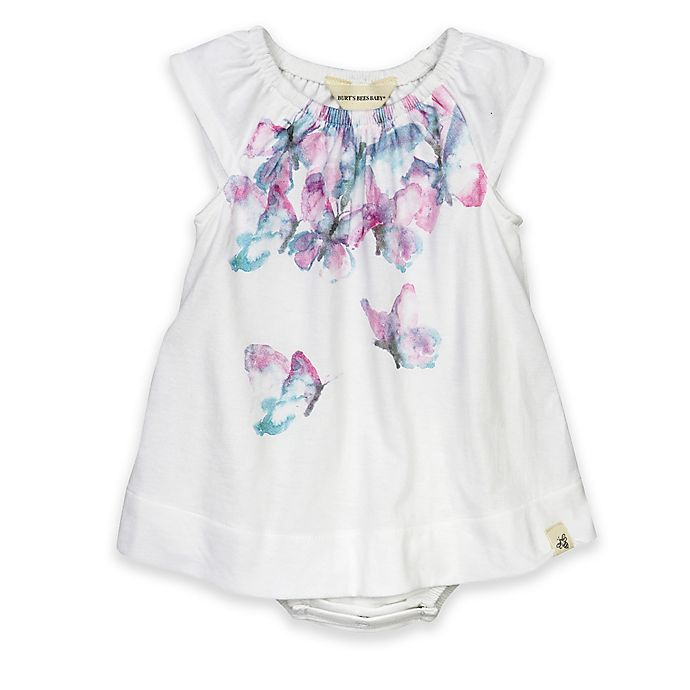 Burt S Bees Baby 174 Watercolor Butterfly Organic Cotton