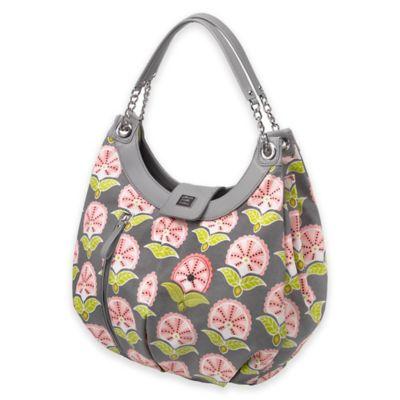 Petunia Pickle Bottom Hideaway Hobo Diaper Bag In Weekend Windsor Baby