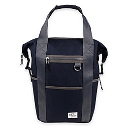 Thea Thea Packers Backpack Diaper Bag in Navy