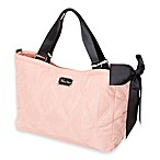 Thea Thea Sara Diaper Bag in Pink