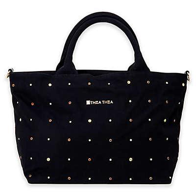 Thea Thea Madison Diaper Bag in Black