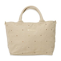 Thea Thea Madison Diaper Bag in Khaki