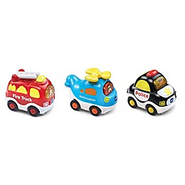 VTech® Go Go Smart Wheels Vehicle Starter Pack (Set of 3)