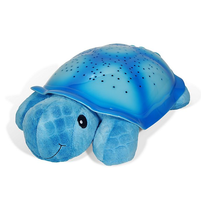 Alternate image 1 for Constellation Nightlight by cloud b: Twilight Turtle in Blue