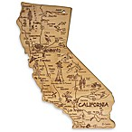 Totally Bamboo® California Destination Cutting/Serving Board
