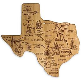 Totally Bamboo® Texas Destination Cutting/Serving Board