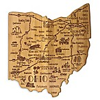 Totally Bamboo® Ohio Destination Cutting/Serving Board