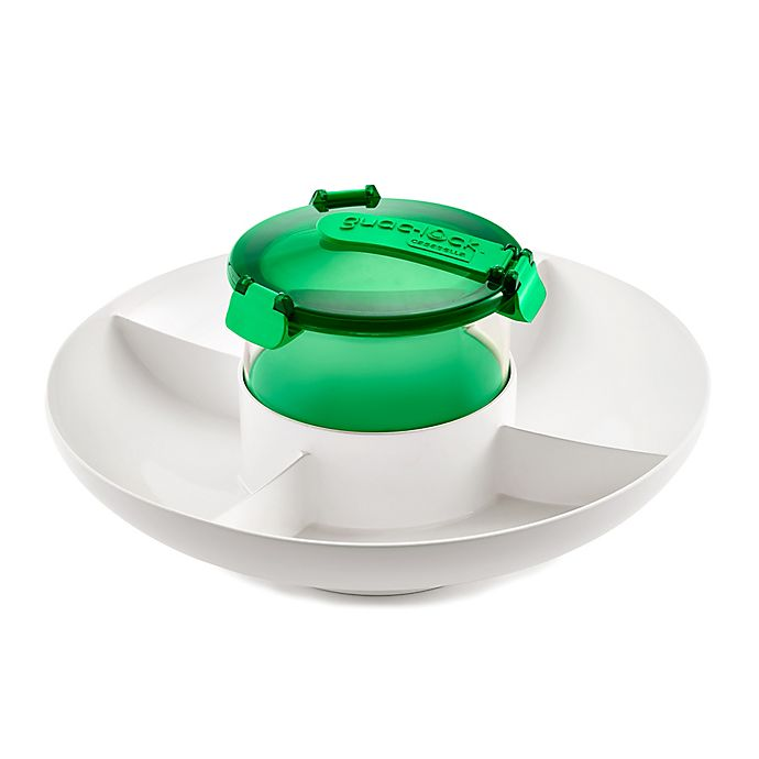 Alternate image 1 for Casabella® Guac-Lock™ Dip Bowl Tray