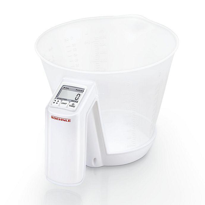 Alternate image 1 for Leifheit Soehnle Baking Star Digital Kitchen Scale