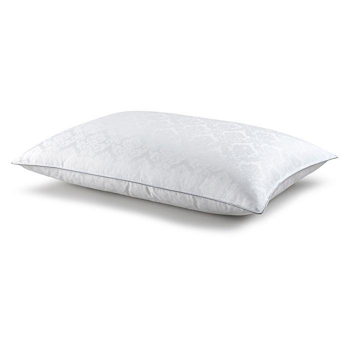 Alternate image 1 for Wamsutta® Collection Back Sleeper Standard/Queen  White Goose Down Pillow in White