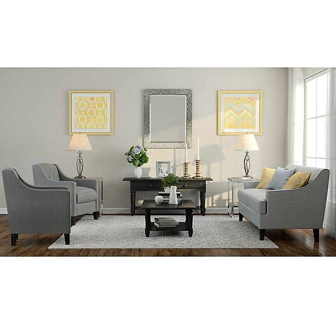 Living Room Bed Bath And Beyond: Contemporary Sophisticate Living Room
