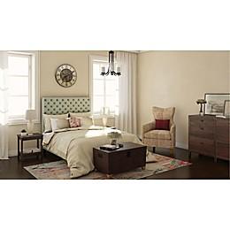 Tufted Velvet Bedroom