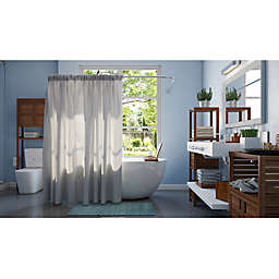 Stained Teak Bathroom Collection
