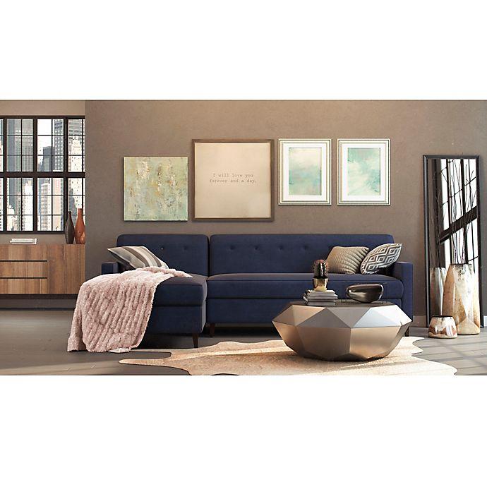 Living Room Bed Bath And Beyond: Modern Gem Living Room