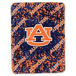 Auburn University Oversized Soft Raschel Throw Blanket